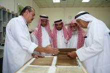 Photo of الشيخ العبودي يزور مركز جمعة الماجد للتراث والثقافة