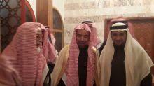 Photo of الشيخ بن عودة يزور الشيخ العبودي في جلسته الأسبوعية